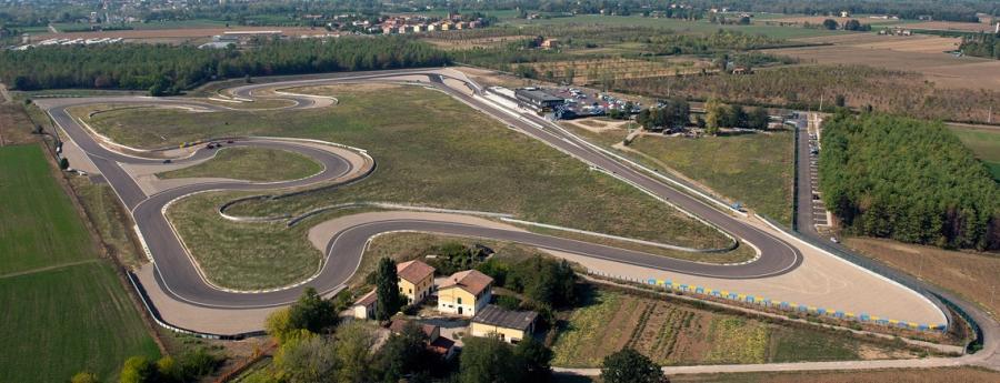 Circuito Modena : Autodromo di modena the green circuit