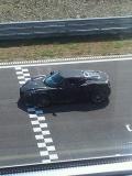 Alfa Romeo 4C, test a Modena