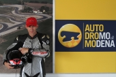 Alberto Cecotti: pilota motociclistico, da 18 anni è tester per il mensile Tuttomoto. Attualmente è pilota-istruttore della Free Riding by Luca Pedersoli.