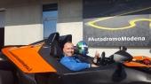 Fabio Azzolini: atleta paralimpico della Nazionale Italiana nella specialità Tiro con L'Arco.