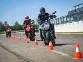 Ducati Riding Academy.