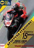 ANNULLATE PROVE LIBERE MOTO 15 MARZO